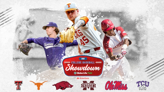picture of 2021 State Farm College Baseball Showdown