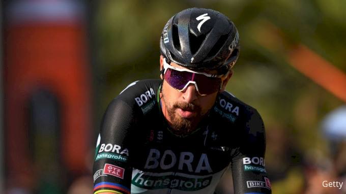 picture of Peter Sagan Paris-Roubaix 2021