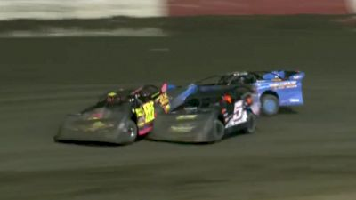 Feature Replay | Crate Racin' USA Late Models Saturday at East Bay