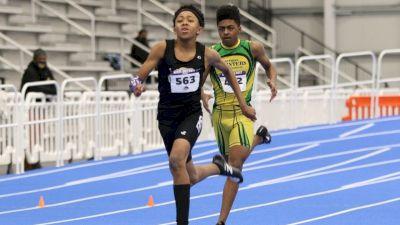 12-Year-Old Quincy Wilson Runs 52.8 400m