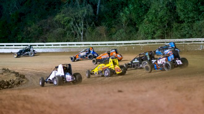 USAC Sprint Car Preview: Winter Dirt Games XII