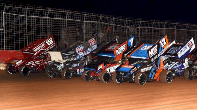 FloRacing 410 Winged Sprint Car Driver Rankings Released