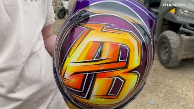Helmet Paint: Back To School Edition | USAC National Midget Series