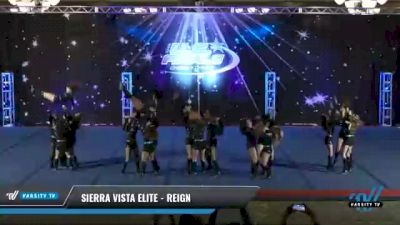 Sierra Vista Elite - Reign [2021 L3 Perf Rec - 18 and Younger (NON) Day 2] 2021 The U.S. Finals: Phoenix