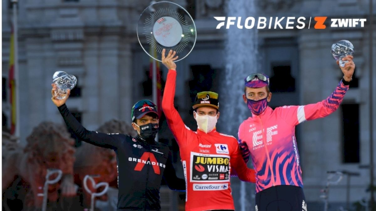 Roglic Defends Vuelta Crown After Tour Agony
