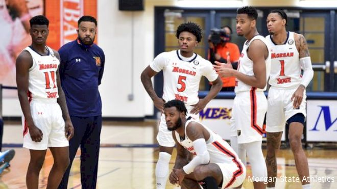 'Sharing The Wealth': High-Flying Morgan State Is Making Noise In The MEAC