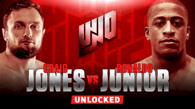 picture of UNLOCKED WNO: Craig Jones vs. Ronaldo Junior