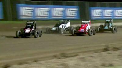Heat Races | USAC Sprints Thursday at Bubba Raceway Park