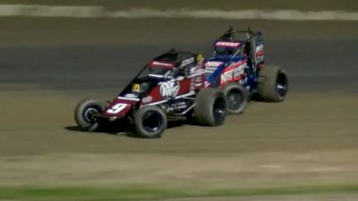 Feature Replay | USAC Sprints Thursday at Bubba Raceway Park