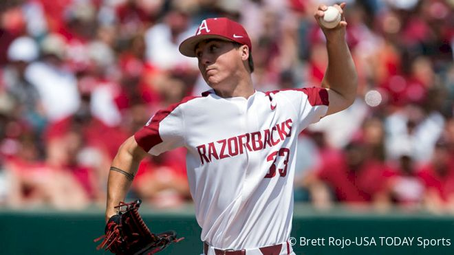 As Opening Day Draws Near, Arkansas' Rotation Remains A Mystery