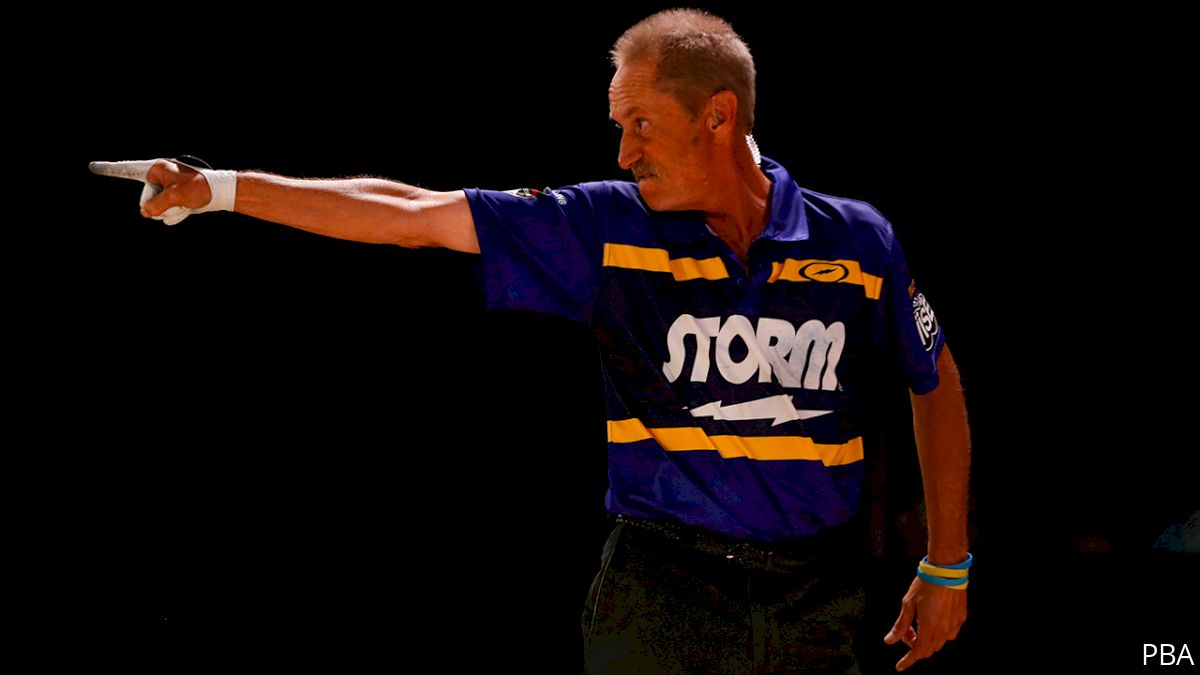 Pete Weber Is Ready For The 2021 PBA Tournament Of Champions