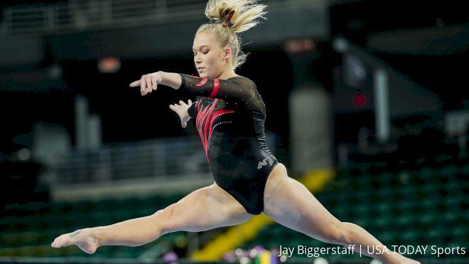 Illinois State Gymnastics Photo Gallery | 2021 GymQuarters Invitational