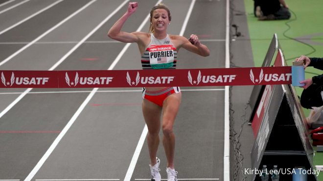 Brazier, Hoppel & Purrier Set American Records at NBIGP
