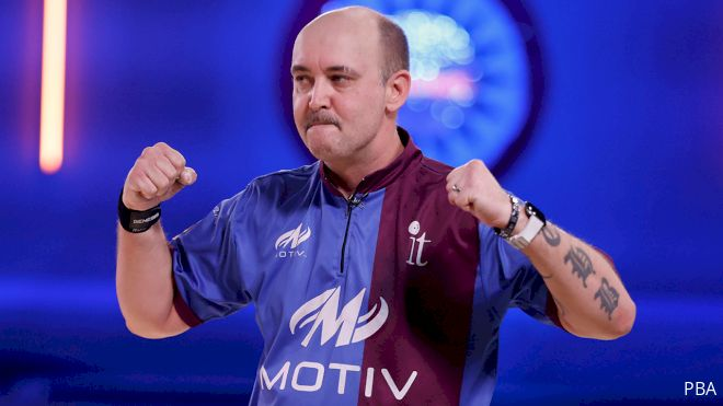 Clutch Dick Allen Runs Ladder To Win South At 2021 PBA Players Championship