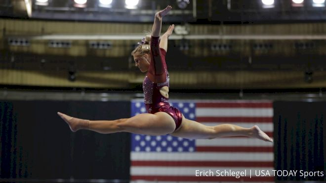 Oklahoma Women's Gymnastics Photo Gallery | 2021 Metroplex Challenge