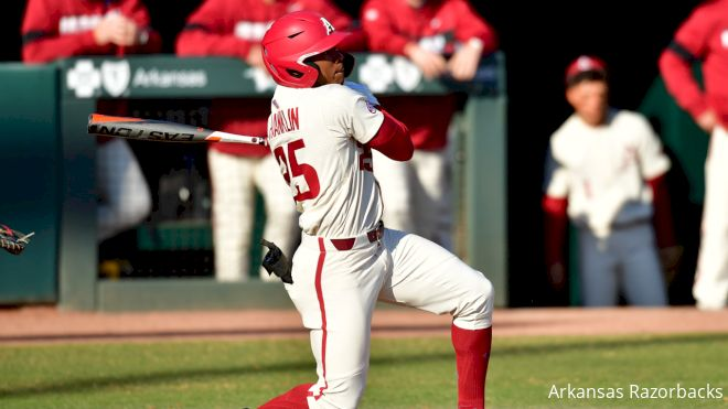 How To Watch Arkansas At The College Baseball Showdown