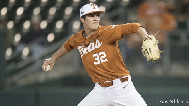 How To Watch Texas At The College Baseball Showdown