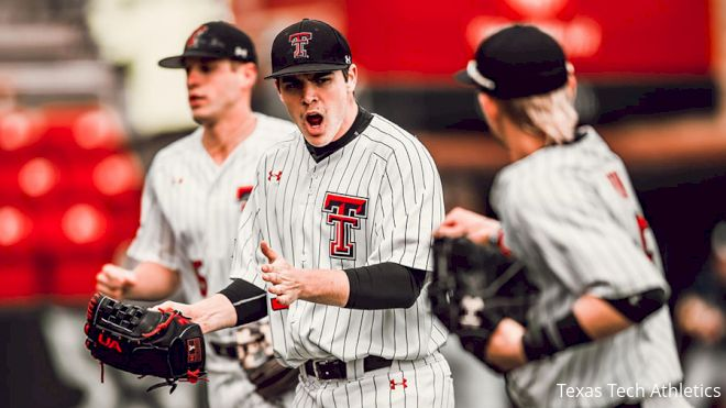 How To Watch Texas Tech At The College Baseball Showdown