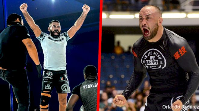 Vagner Rocha Takes On Two-Time ADCC Champ Yuri Simoes at Fight to Win 164