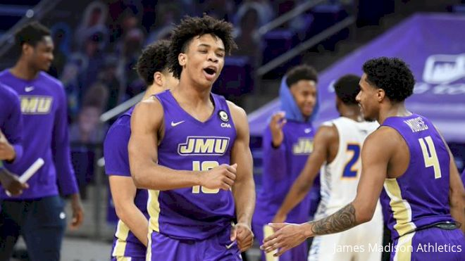 James Madison Assumes CAA Favorite Role With Sweep Of Hofstra