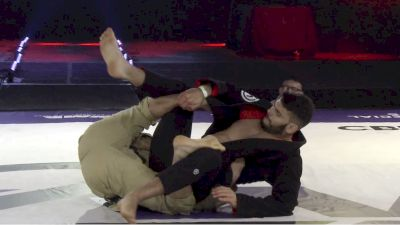 Isaac Doederlein Counters Leg Locks, Crab Ride to Back and Choke
