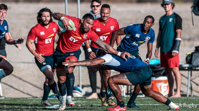 USA Men's Roster Released For Madrid 7s