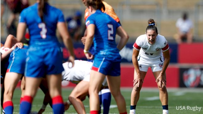 USA Women's Roster Released For Madrid 7s