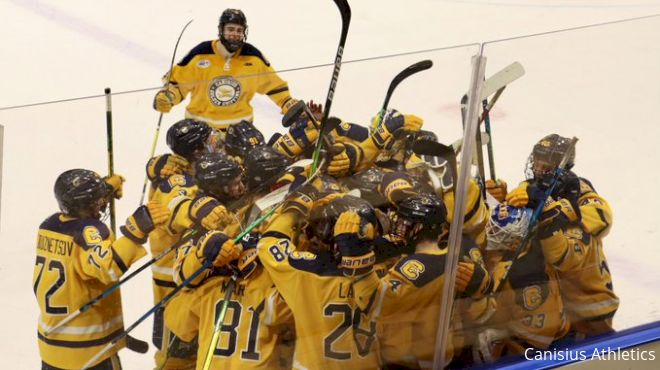 Atlantic Hockey's Canisius Taking What It Can In 2020-21