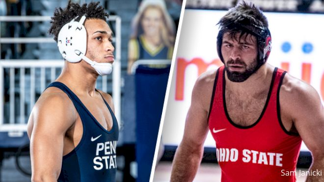 Tech Notes: Carter Starocci vs Kaleb Romero