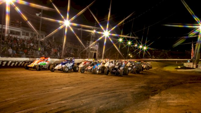 """Keystone Invasion"" USAC Sprint Tour - April 2021"