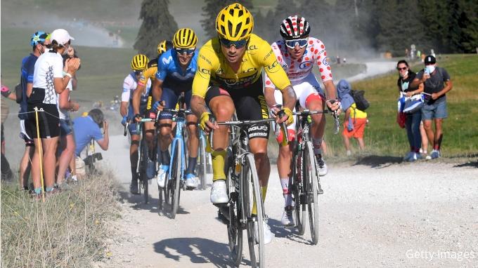 picture of Primož Roglič Tour de France 2021