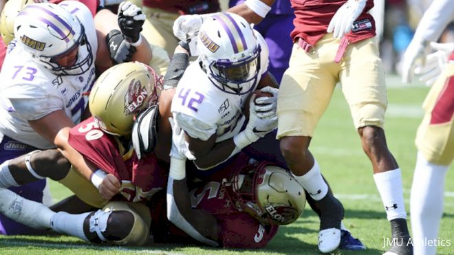 How To Watch James Madison, Elon Open CAA Spring Regular Season