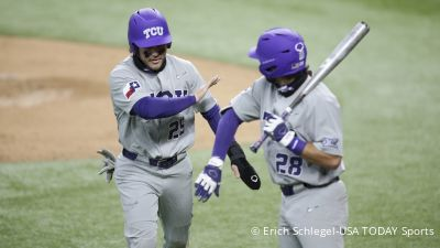HIGHLIGHTS: Timely Hitting Pushes TCU Past Bulldogs