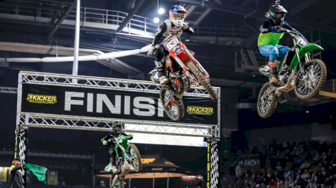 How to Watch: 2021 Kicker AMA Arenacross at Tampa