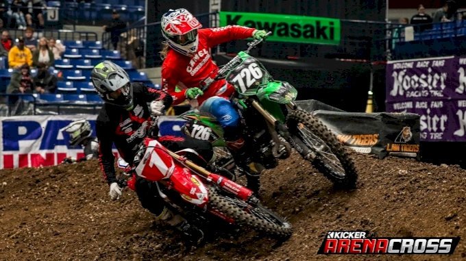 picture of 2021 Kicker AMA  Arenacross at Lubbock
