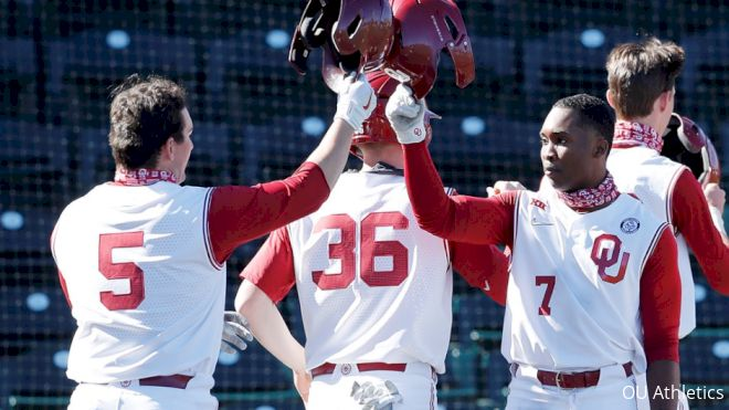 Oklahoma Set To Play Nine Consecutive Games On FloBaseball