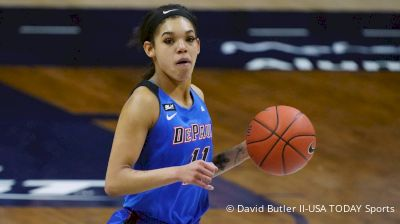 Big East Women's Notes: DePaul Stumbles, Marquette Streaking