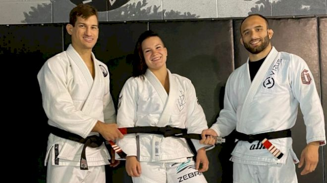 Elisabeth Clay Is Back In The Gi At Fight To Win 165