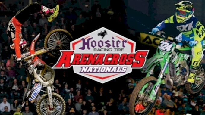 picture of 2021 Hoosier Arenacross at Ford Truck Arena