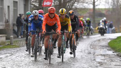 Freezing Rain, Snow, Hail And Wind Expected For Epic 2021 Scheldeprijs