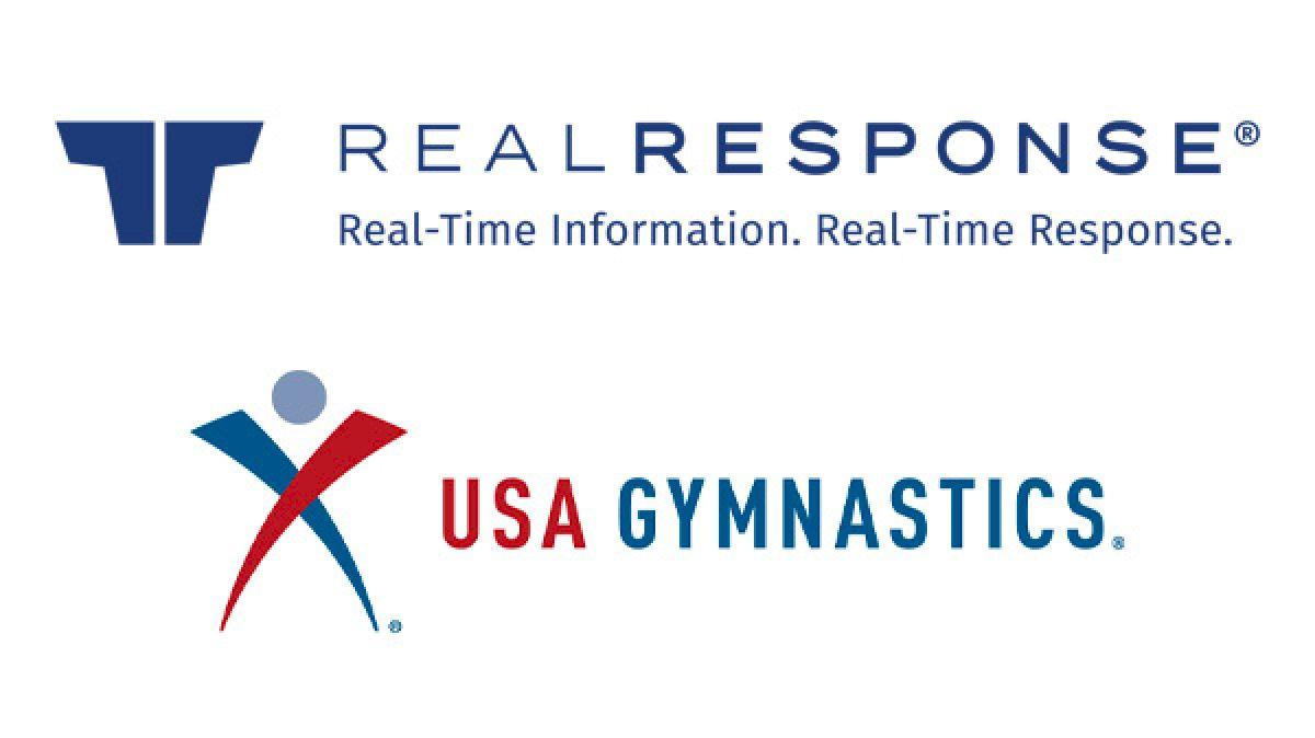 RealResponse/ USA Gymnastics
