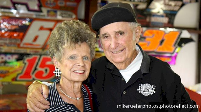 Dirt Racing World Mourns Passing Of Berneice Baltes, Eldora's First Lady