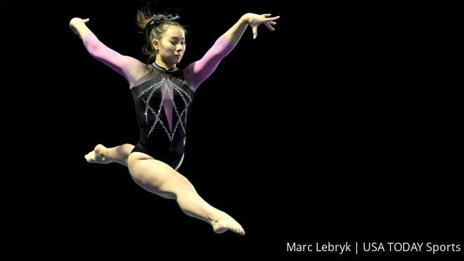 2021 Nastia Liukin Cup Photo Gallery