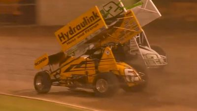 Feature Replay | Sprint Cars at Western Springs