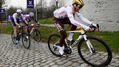 Greg Van Avermaet: 'Easy & Calm Omloop Het Nieuwsblad'