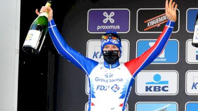 Jake Stewart's Omloop Produces Surprising Result