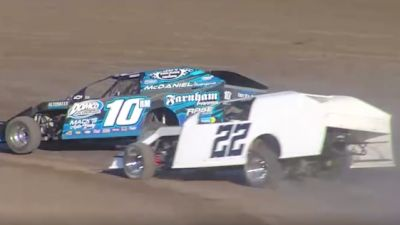 Feature Replay | Modifieds at Stockton Dirt Track