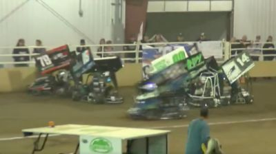Feature Replay | Clash at the Coliseum Saturday Outlaw Karts