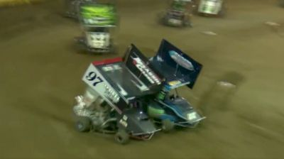 Feature Replay | Clash at the Coliseum Sunday Outlaw Karts