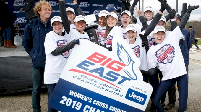 picture of 2020-21 BIG EAST XC Championships